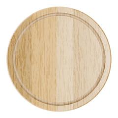 Vector illustration of cutting board