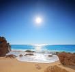 Fototapeten,sandig,strand,griechenland,porto