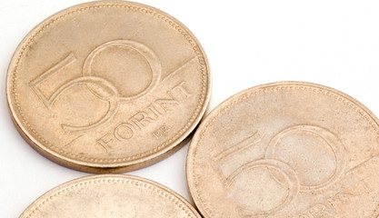 hungarian forint coins