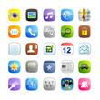 Smartphone Icon Set 1
