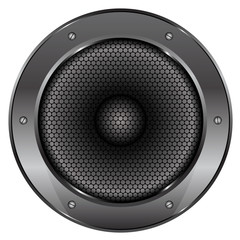 Vector illustration of Sound Speaker