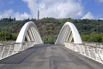 Roma - Ponte pedonale della Musica