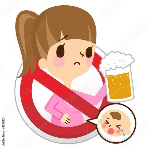 妊婦 禁酒