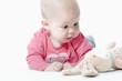 baby mit stoffhase 2