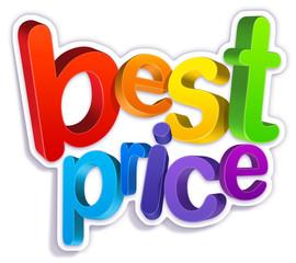 best price - simple V