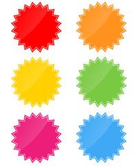 Sticker - Aufkleber
