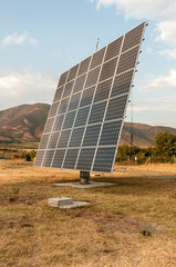 Solar panels (alternative energy)