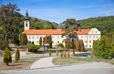 New Chopovo (Novo Hopovo)  Monastery in Serbia