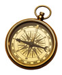 Leinwandbild Motiv old compass