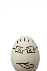 Dead egg
