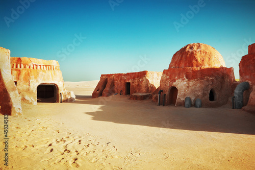 Tuinposter Tunesië fantasy movie decoration