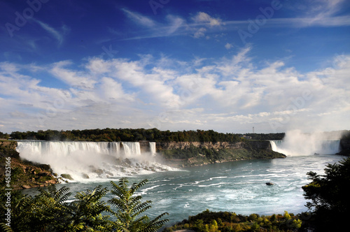 Niagarafälle, USA und Kanada