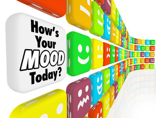How is Your Mood Emotions Feelings Indicator