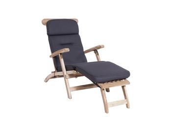 Liegestuhl - Deckchair - Liege - Strandliege - Holsliegestuhl