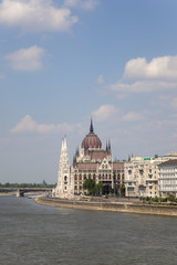 parliament building at Hungary