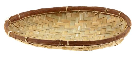 vanne en vacoa tressé, artisanat Réunion
