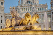 Cibeles Fountain at Madrid, Spain - 45840983