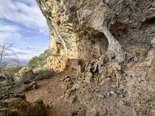 Formaciones de roca
