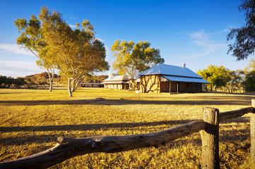 Alice Springs Telegraph Station