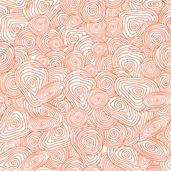Excellent abstract background with circular lines