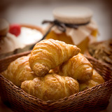 Fototapety Tavola imbandita per colazione