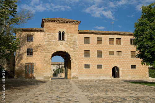 Monastery of Poblet