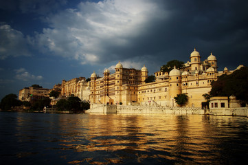 city palace of Udaipur