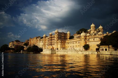 Fototapeten,indien,rajasthan,grand hotel,lama