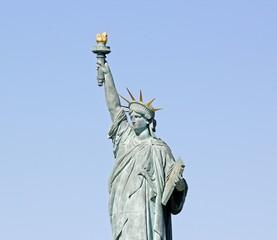 statue de la liberté (Paris France)
