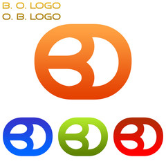 O. B. / B. O. Company Logo