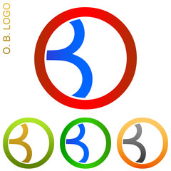 O. B. Company Logo