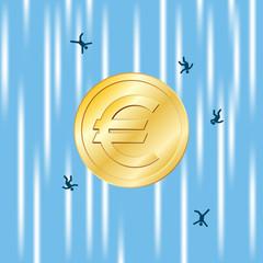 Euro Free Fall