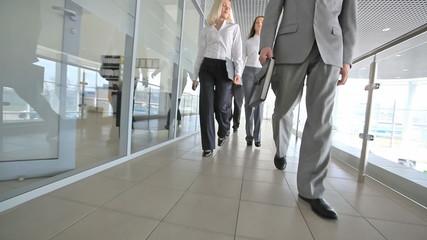 Office walk