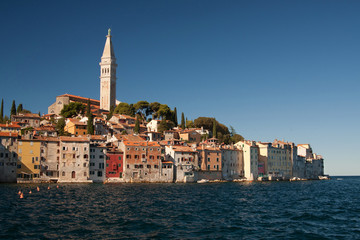 the old city Rovinj