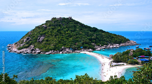 Tropical sea: Thailand / Koh Tao