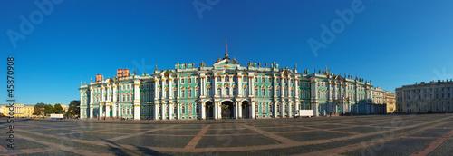 Winter Palace in Saint Petersburg - 45870908