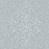 Abstract floral background, seamless pattern