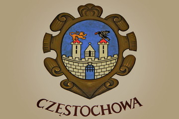Wappen Czestochowa
