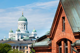 Lutheran Cathedral, Helsinki, Finland poster