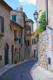 Alleyway. Amelia. Umbria. Italy. - 45877326