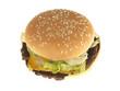 Quarter Pounder Delux Beefburger