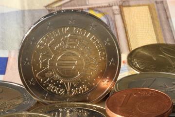 Österreich Euro Münze