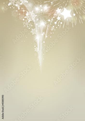 Feuerwerk Hintergrund