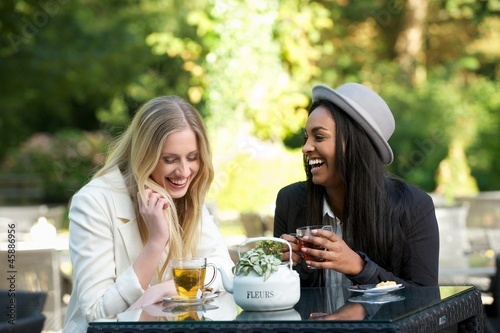 Laughter and Tea
