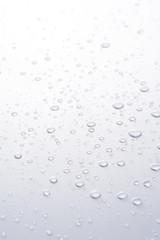 たくさんの水滴