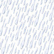 Seamless background with water drops