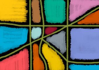 Color Fields © Bernd Ege