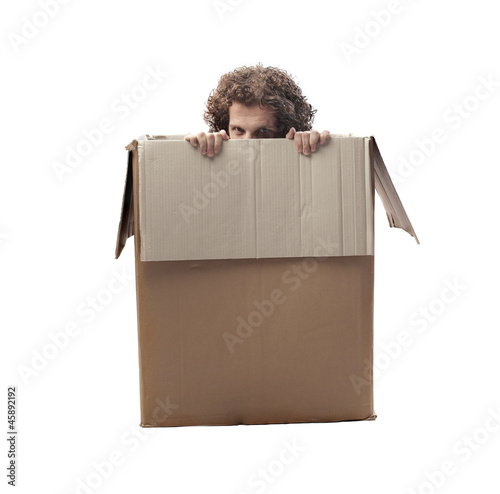 Hiding in a Box