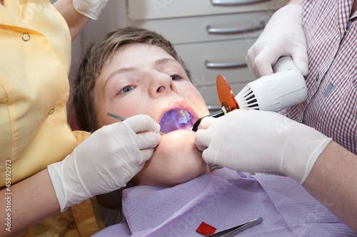 dental treatment