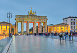 Fototapety Brandenburger Tor in Berlin